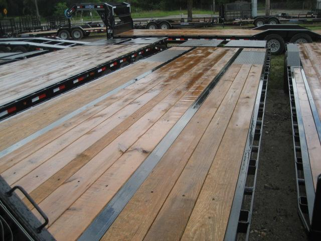 *FG58* 8.5x32 Flatbed Gooseneck Trailer |Deck Over Trailers 8.5 x 32 | FG102-32T10-FF