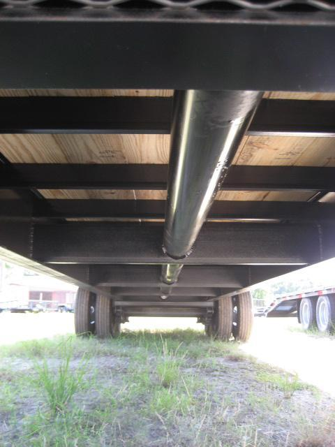 *FG14* 8.5x34 Flatbed Gooseneck Deck Over Trailer 10 TON|20K Trailers 8.5 x 34 | FG102-34T10-FF