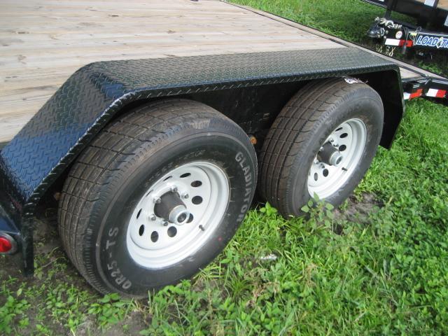 *CH37* 7x20 Trailers & Hauler 5 Ton Car Haulers LR Trailer 7 x 24 | CH83-20T5-1B