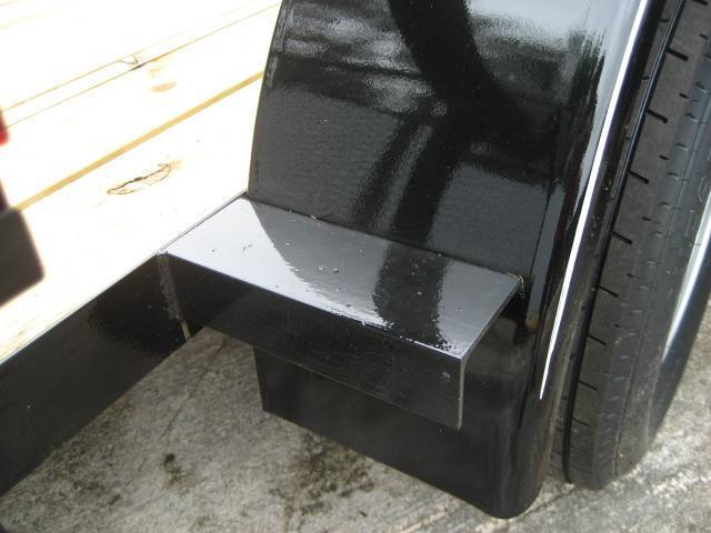 *U34* 6.5x14 Utility Trailer Tandem 3500# Axles w/Ramp 6.5 x 14 | U76-14T3-0B-AR