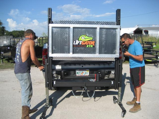 2017 Loadrunner Trailers Trailer Tommy Gate Lift Gator Other Trailer