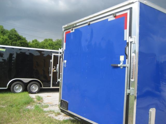 E11B| 8.5x20*Enclosed*Trailer*Cargo*Car*Hauler*|LR Trailers | 8.5 x 20 |E11B