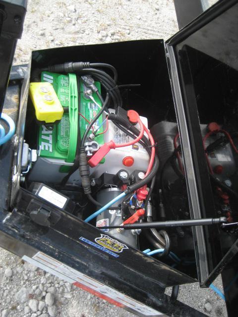 db19 7x14 14k load trail dump trailer tandem axle trailers 7 x 14 rh inventory loadtrail com Wells Cargo Trailer Wiring Diagram 7-Way Trailer Plug Wiring Diagram