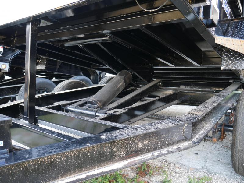 *DB13B* 6x10 Load Trail Dump Trailer Tandem Axle Trailers 6 x 10 | D72-10T3-18S