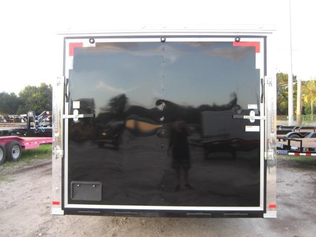 E12 8 5x24 Enclosed Trailer Car Cargo Hauler Trailers 8