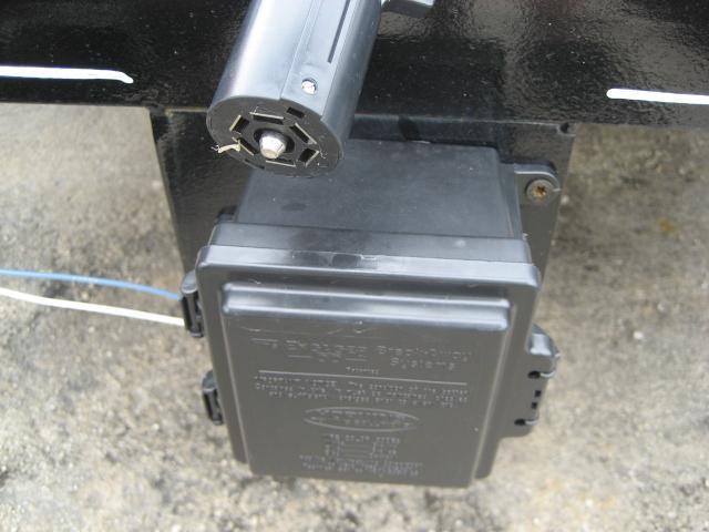 *U19* 7x16 Tube Rail Utility Trailer Tandem Axle 7 x 16 | U82-16T3-1B-TR