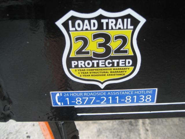 *BC2* 7x16 7 TON Bobcat/Equipment Hauler Trailer |LR Trailers 7 x 16 | BC80-16T7-SD/KR