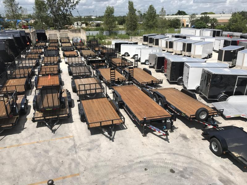 *RFS1* 7x24 700+ IN STOCK | 100+ SALE PRICED DUMP CARGO CAR TRAILER 7