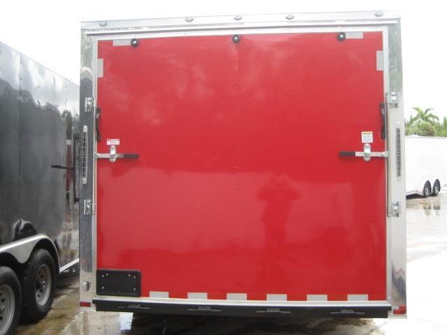 *E11E* 8.5x20 Enclosed Cargo Trailer Car Hauler 8.5 x 20   EV8.5-20T3-R