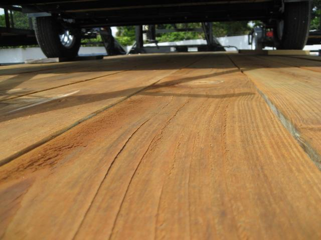 *FC37* 8.5x24 Flatbed Deck Over 7 TON Butt End 8.5 x 24 | FC102-24T7-BE