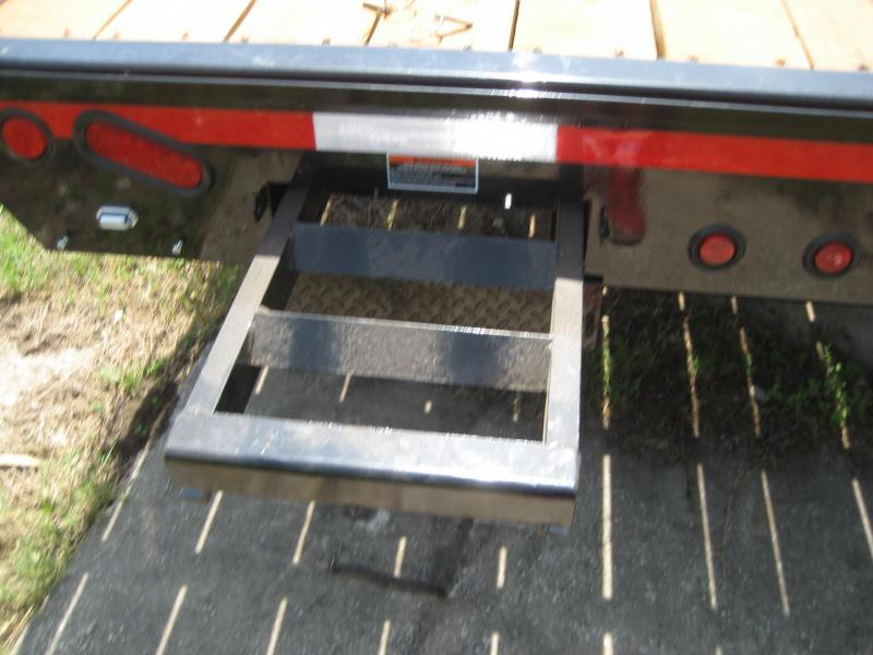*FC33* 8.5x20 Flatbed Deck Over 7 TON Butt End Trailer 8.5 x 20 | FC102-20T7-BE