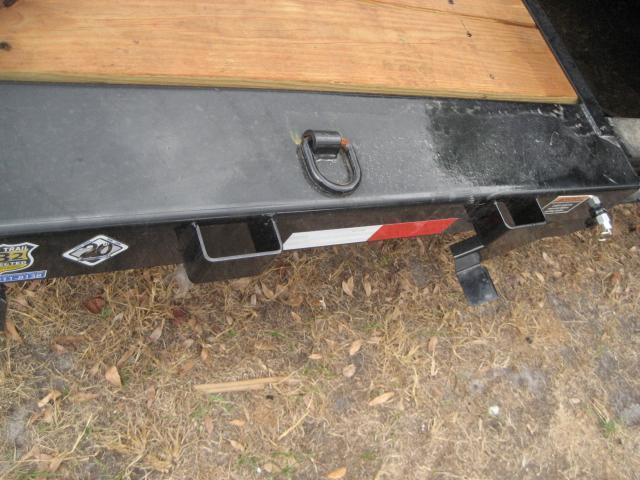 *T20* 7x16+4 Gravity Tilt Equipment Hauler Trailer 7 TON 7 x 16+4 | T83-16+4T7T-GT