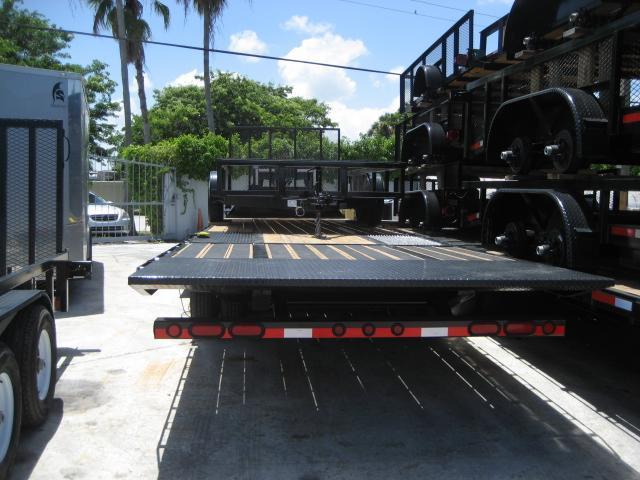*FG59* 8.5x32 Flatbed Gooseneck Trailer 10 Ton Hydraulic Dove Trailers 8.5 x 32   FG102-32T10-HYD