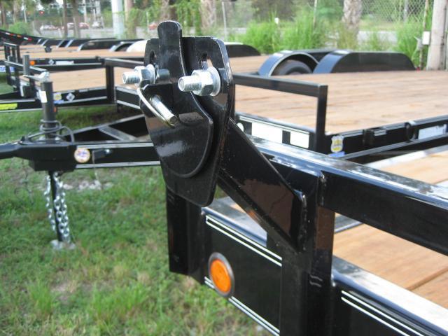 *H33* 7x20 Hauler Trailer 8 TON Equipment Car Trailers 7 x 20   CH102-20T8-DOF