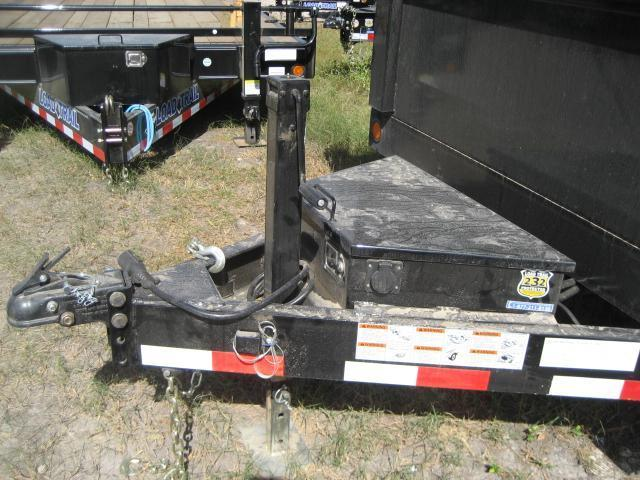 *DB14* 6x10 5 TON Load Trail Dump Trailer LRT Trailers 6 x 10 | D72-10T5-24S