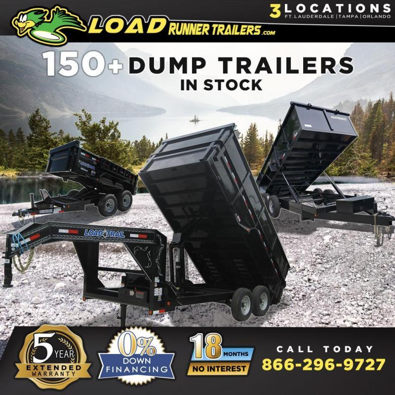 *D-Inv* 150+ Dump Trailers In Stock! | Dump Trailer Specialists ! | Call Now! in Ashburn, VA
