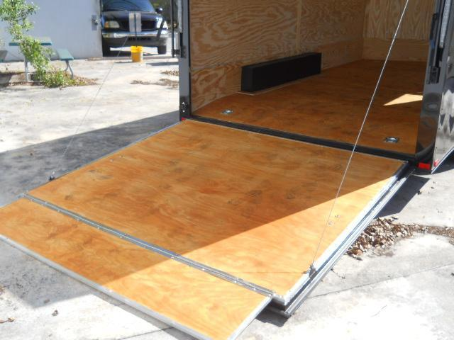 *E10D* 8.5x16 Enclosed Cargo Trailer Box Hauler 8.5 x 16   EV8.5-16T3-R