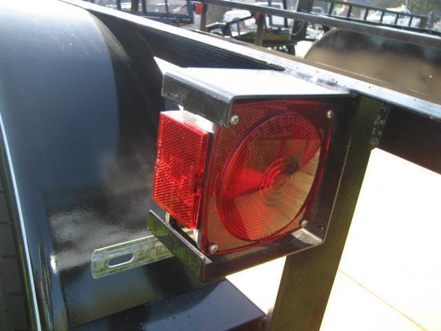 *U43* 6.5x12 Utility Trailer Tandem 3500 lb Axles 6.5 x 12   U76-12T3-0B-AR