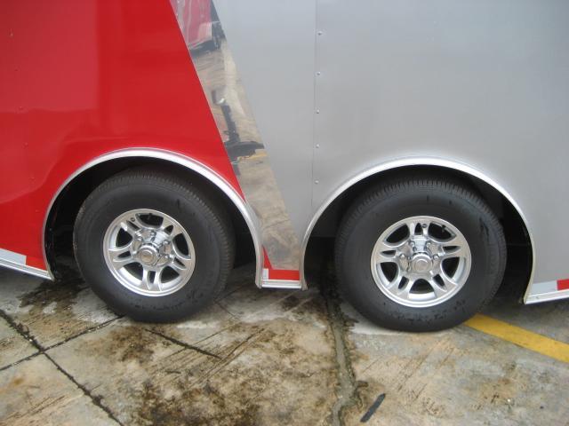 *E11E* 8.5x20 Enclosed Cargo Trailer Car Hauler 8.5 x 20 | EV8.5-20T3-R