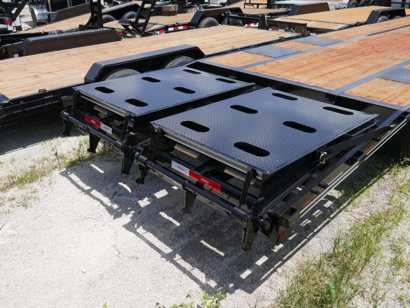2019 Legend Trailers FG102-30T10-FF Flatbed Trailer