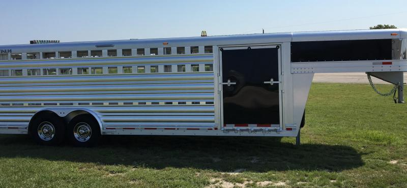 west tdofly stock platinum aeqc combo and livestock great coach truck trailer