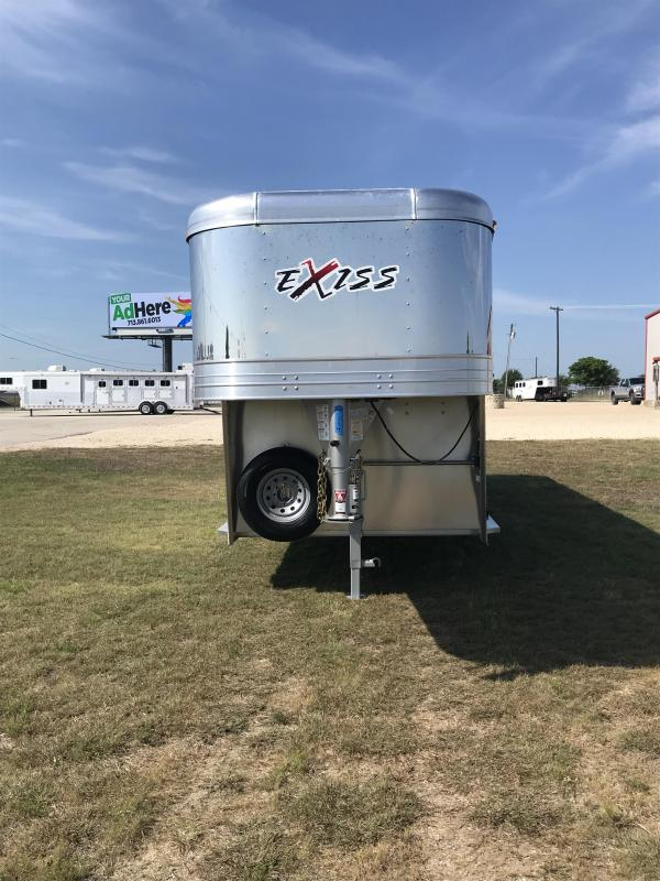 2019 Exiss 24 Stock Combo Livestock Trailer