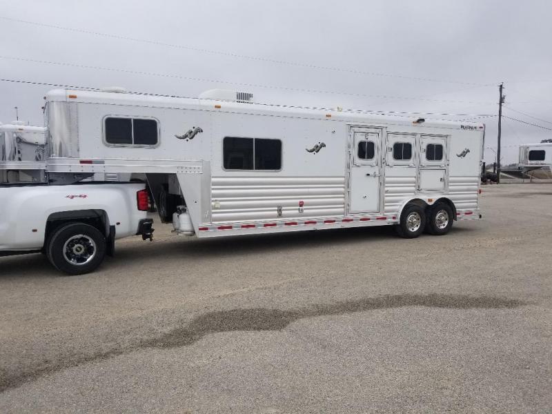 2011 Platinum 3H 10 Horse Trailer