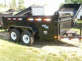 2017 Load Max 12 Heavy Duty Dump Trailer