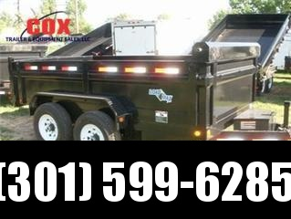 2017 Load Max 12 Heavy Duty Dump Trailer in Ashburn, VA