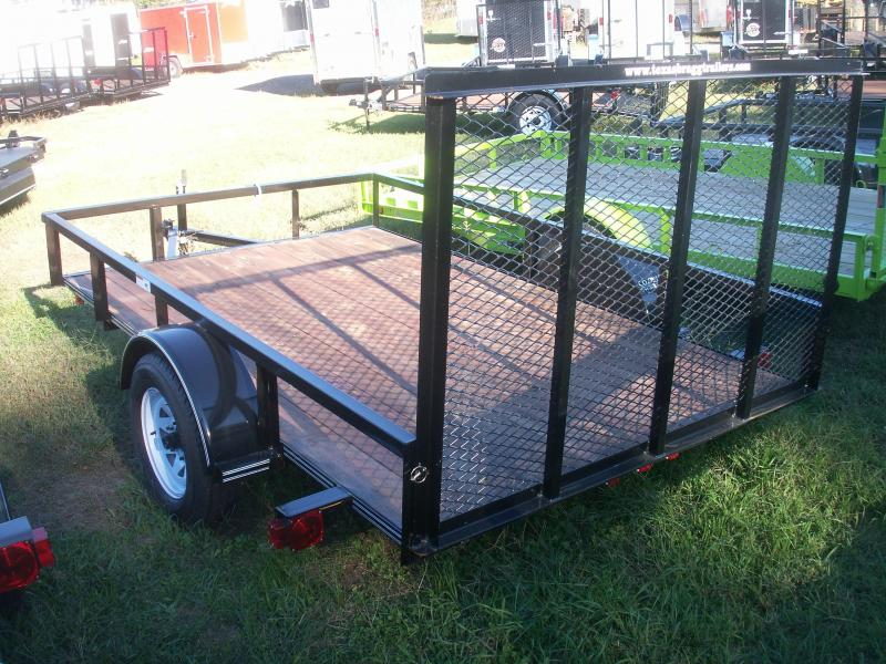 2015 Texas Bragg Trailers LD29 WITH GATE Utility Trailer in Ashburn, VA