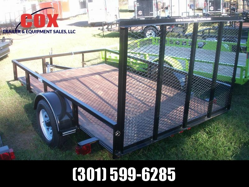 2015 Texas Bragg Trailers LD29 WITH GATE Utility Trailer in Ashburn, VA