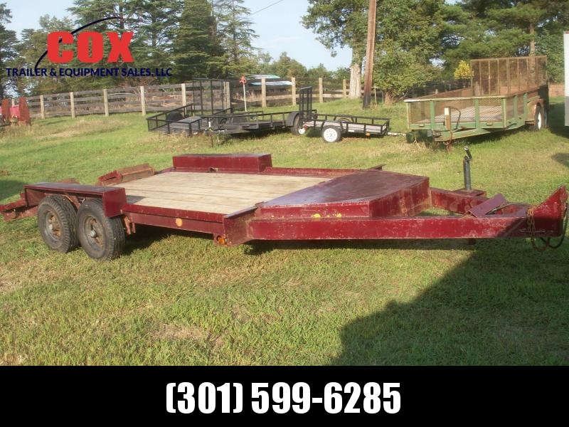 1970 Other DORSEY EQUIPMENT TRAILER Equipment Trailer in Ashburn, VA