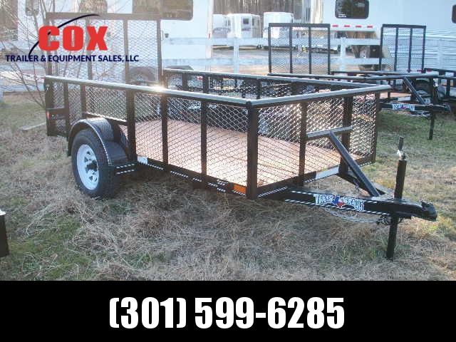 2015 Texas Bragg Trailers 12 Utility Trailer in Ashburn, VA