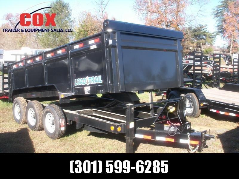 2019 Load Max TRIPLE AXLE EXTREME DUTY Dump Trailer in Ashburn, VA