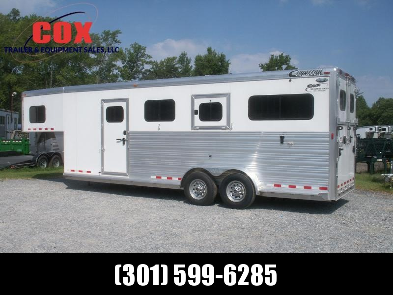 2015 Cimarron Trailers COX SIGNATURE SERIES WARMBLOOD GN Horse Trailer in Ashburn, VA