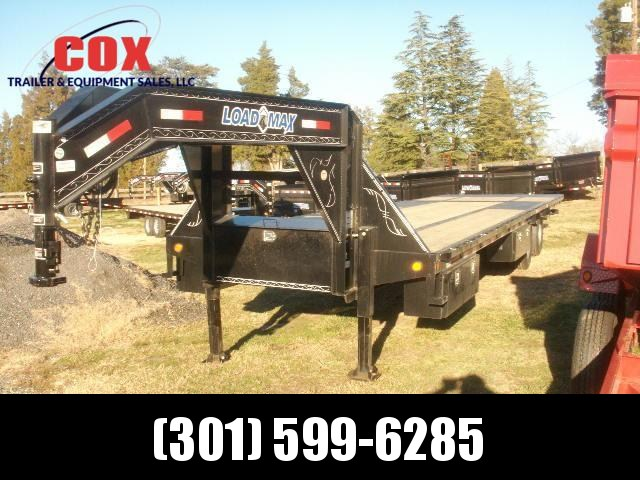 2018 Load Max 32 HYD TAIL LO-PRO 12-TON Equipment Trailers in Ashburn, VA