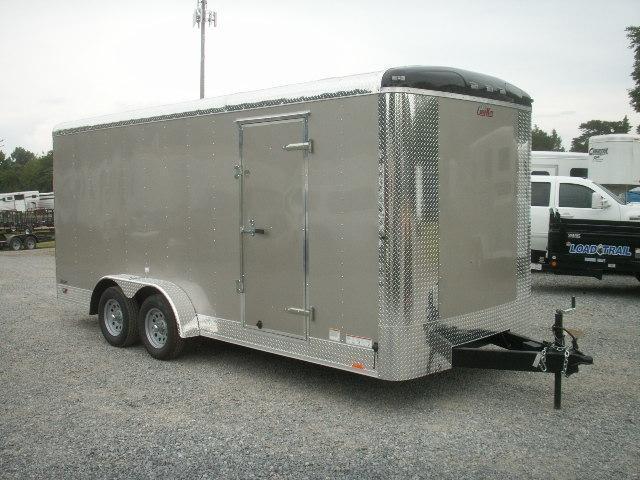 2015 Cargo Mate 7 X 18 X 7 RAMP DOOR Cargo / Enclosed Trailer in Ashburn, VA