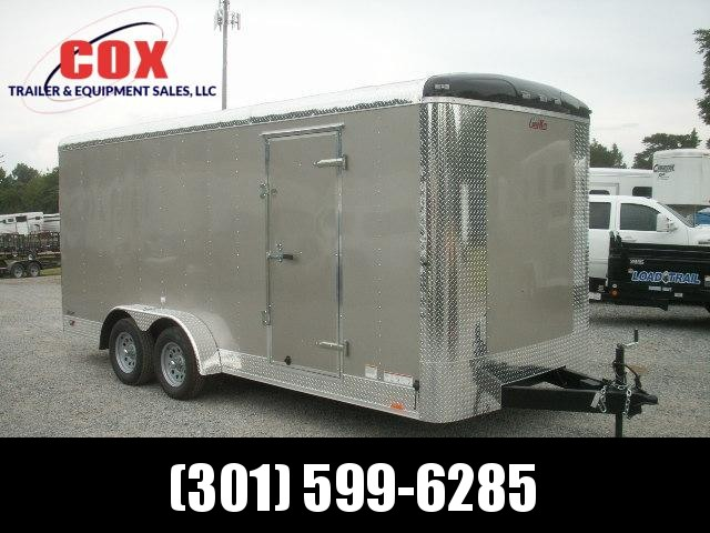 2015 Cargo Mate 7 X 18 X 7 RAMP DOOR Cargo / Enclosed Trailer in MD
