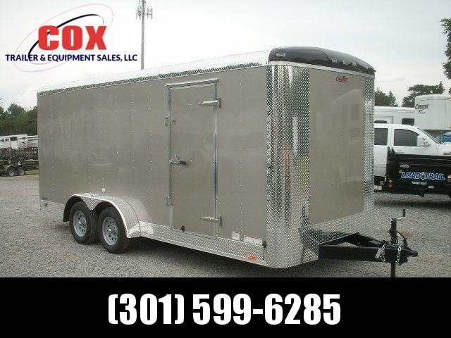 2015 Cargo Mate 7 X 18 X 7 RAMP DOOR Cargo / Enclosed Trailer in Ashburn, VA
