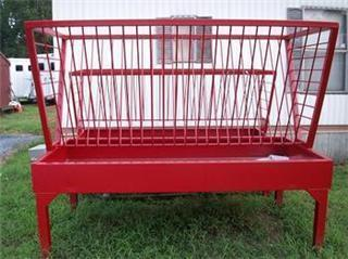 2015 Farmco Horse and Livestock Feeders