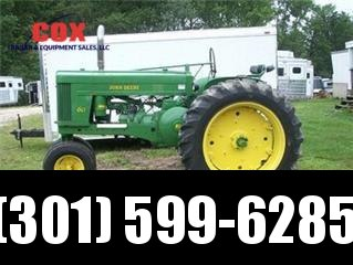 2015 John Deere Model 60 Tractor in Ashburn, VA