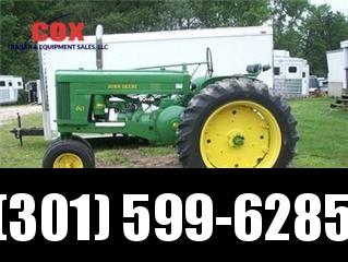 2015 John Deere Model 60 Tractor in Ashburn, VA