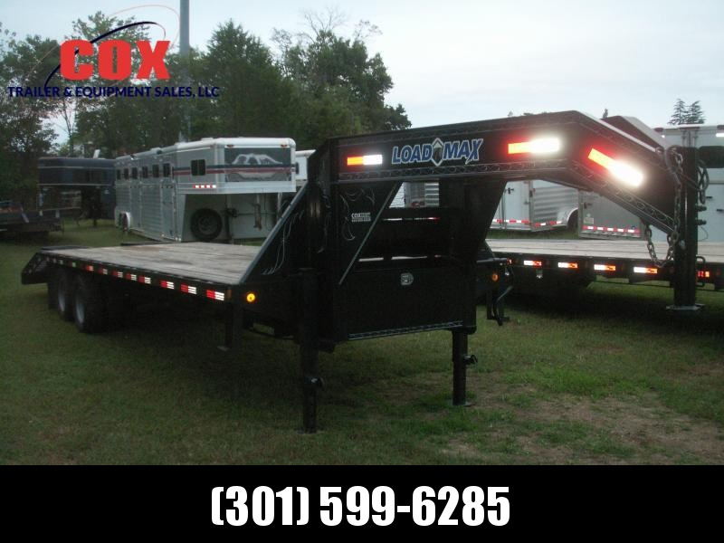 2013 Load Trail 28 GN 22400GVWR DOVE TAIL Equipment Trailer in Ashburn, VA