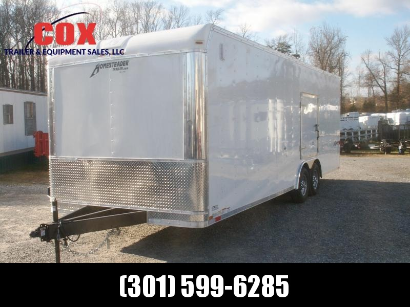 2017 Homesteader Inc. CHAMPION 24 SIDE ACCESS DOOR Car / Racing Trailer in Ashburn, VA
