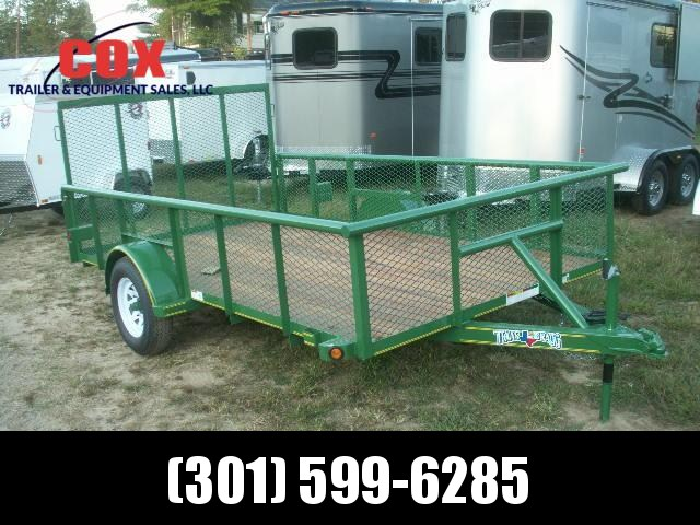 2019 models Texas Bragg Trailers 12 LANDSCAPE SPECIAL Utility Trailer in Ashburn, VA