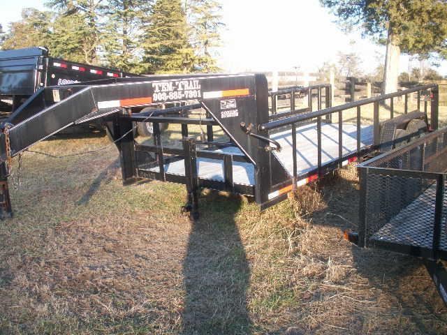 2008 18 GN UT Equipment Trailers