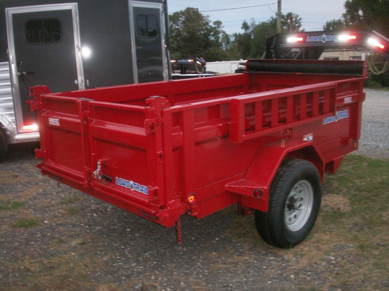 2017 Load Trail SPECIAL 5X 10 DUMP 7000AXLE Dump Trailer