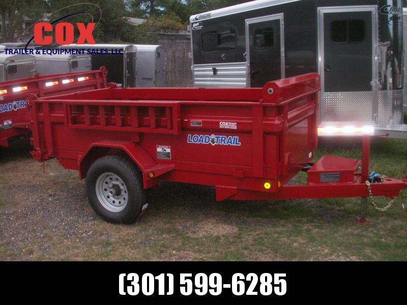 2017 Load Trail SPECIAL 5X 10 DUMP 7000AXLE Dump Trailer in Ashburn, VA