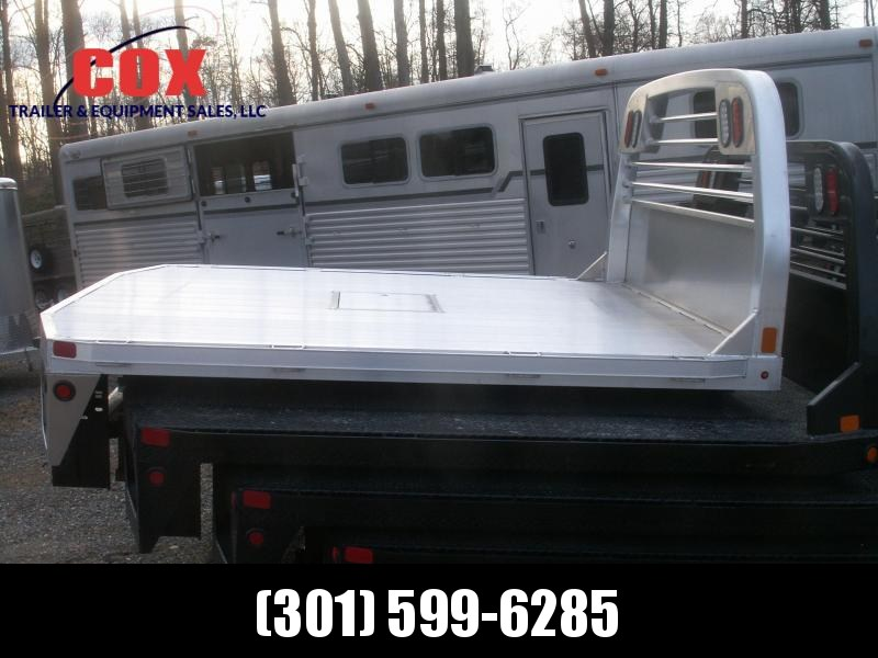 2016 CM ALUMINUM TRUCK BODIE Truck Bed / Equipment