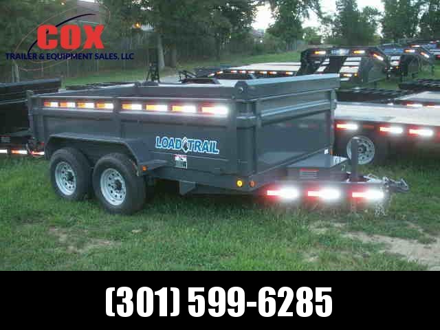 2016 Load Max 12 HEAVY DUTY Dump Trailer in Ashburn, VA